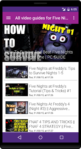 Guide for 5 Nights At Freddys APK | APKPure ai