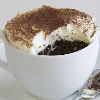 Cappuccino Puddings