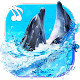Dolphins Lovely Live Wallpaper Download for PC Windows 10/8/7