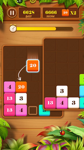Drag n Merge: Block Puzzle screenshots 1