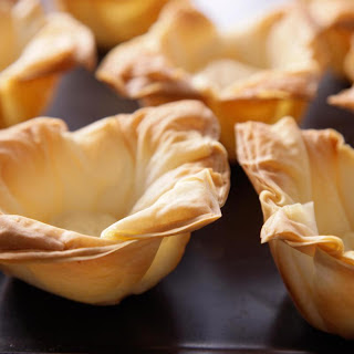 Phyllo Cups