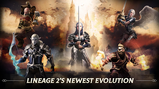 Lineage II: Dark Legacy 0.3.0 DreamHackers 6