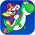 SNES Super Mari World - Story Board och Guide icon