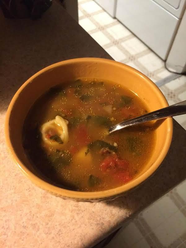 Tortilini Soup Recipe