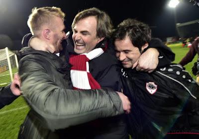 Antwerp-fans plannen in minuut 13 tegen STVV een speciale actie voor afscheidnemende Decuyper