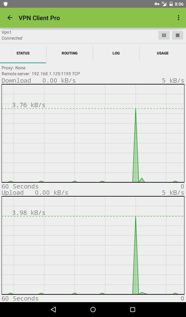 VPN Client Pro Screenshot 15