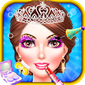 Princess Palace Salon Makeover -Best Game for Girl icon