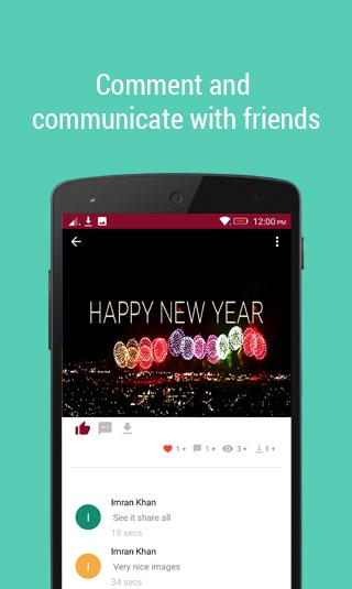 Happy New Year 2018 Wishes Wallpaper Images SMS- screenshot