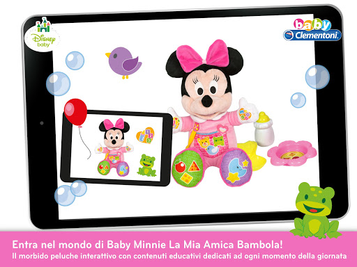 Baby Minnie Mia Amica Bambola apkmr screenshots 6