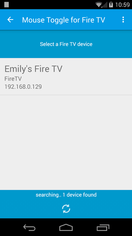 Mouse Toggle for Fire TV- screenshot