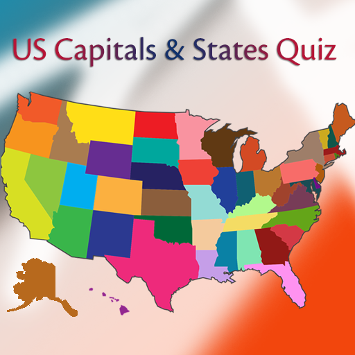 US States And Capitals Quiz Android Apps On Google Play - Map of the us states quiz