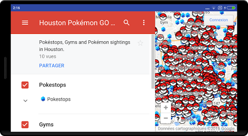 Houston Pokemon Go Map Apk Download Apkpure Co