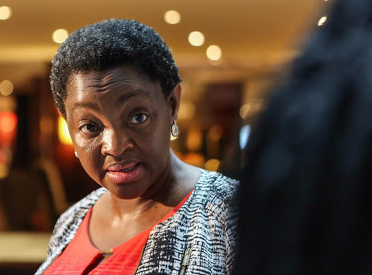 Bathabile Dlamini.  Picture: THE TIMES
