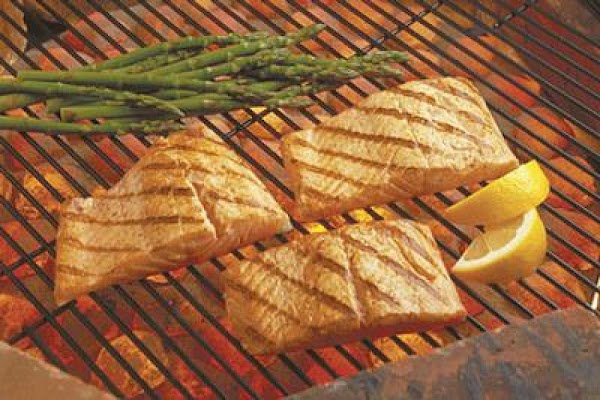 Grilled Salmon In Lime Sauce Recipe