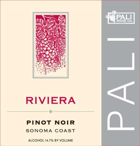 Logo for Pali Pinot Noir