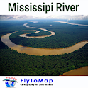 Mississipi River Map Navigator