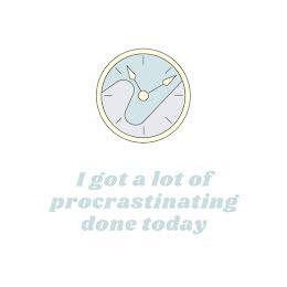 Lot of Procrastinating - Facebook Carousel Ad item
