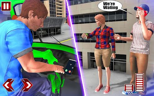 Download City Tuk Tuk Rickshaw Simulator For PC Windows and Mac apk screenshot 5