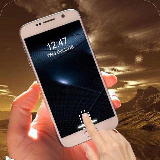 娛樂App|指纹屏幕锁恶作剧 LOGO-3C達人阿輝的APP