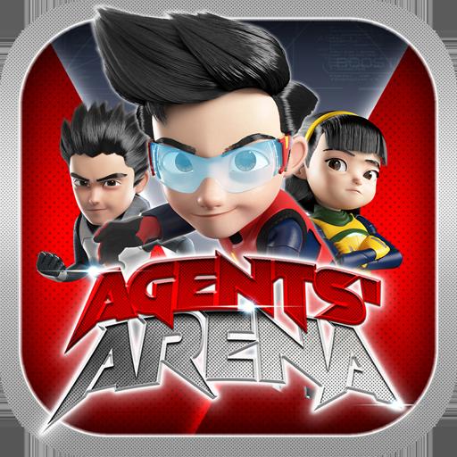Ejen Ali: Agents' Arena