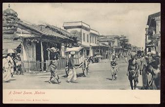 Photo: Street Scene - Madras