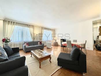 Appartement meublé 3 pièces 105 m2