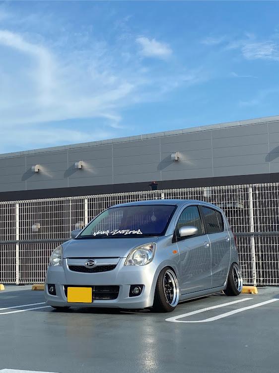 ミラ L275Sの岡田自動車,KMG,たむぅが現れた!!,よーいちstyle,休日の出来事に関するカスタム&メンテナンスの投稿画像9枚目