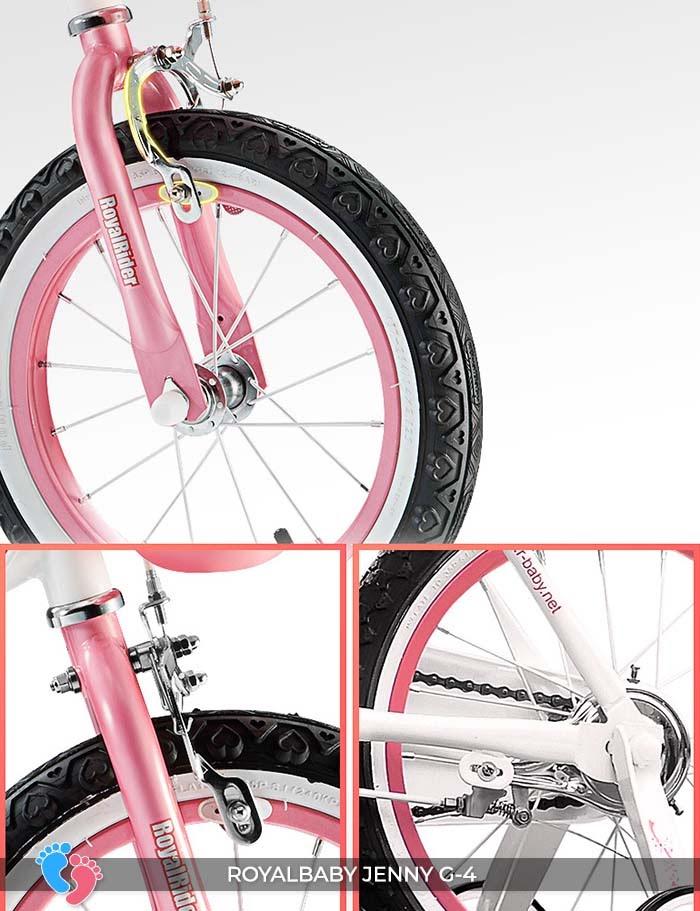 Xe đạp RoyalBaby Jenny G-4 18