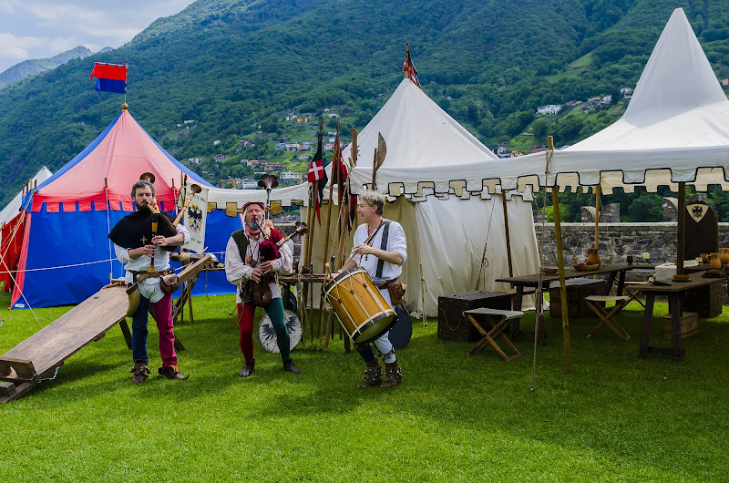 Musicisti Antichi di Simo Foto