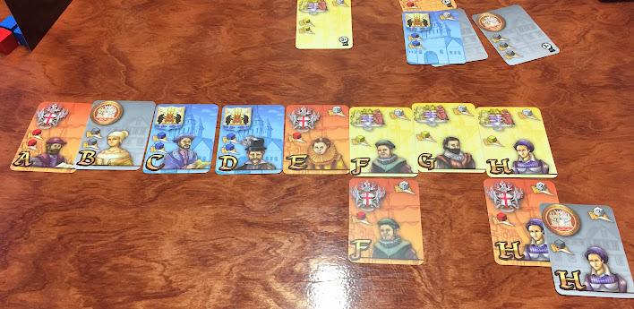 ハンザの女王:ゲーム終了時の得点