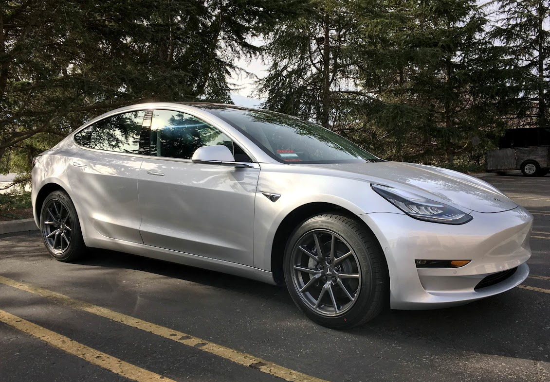 Looking For Pics Of Silver With Aero Cover Removed Tesla