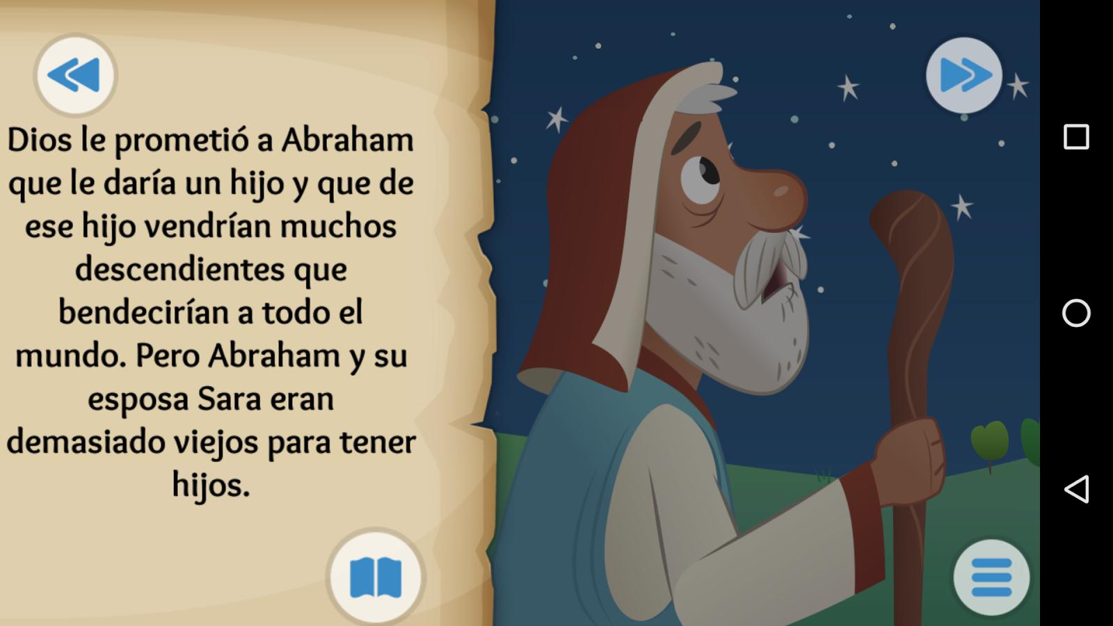 La Biblia para Nios  Aplicaciones Android en Google Play