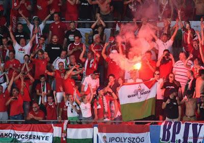 La FIFA sanctionne lourdement la Hongrie pour le comportement de ses supporters !