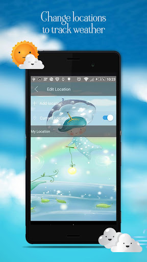 Weather Live - Weather Forecast Pro 3.4.203 screenshots 2