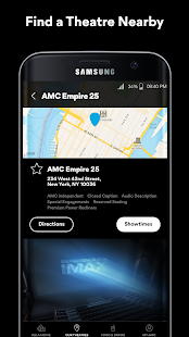 AMC Theatres- screenshot thumbnail