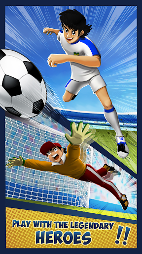 Soccer Striker Anime - RPG Champions Heroes for PC
