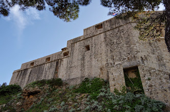 Photo: Fort Lovrijenac