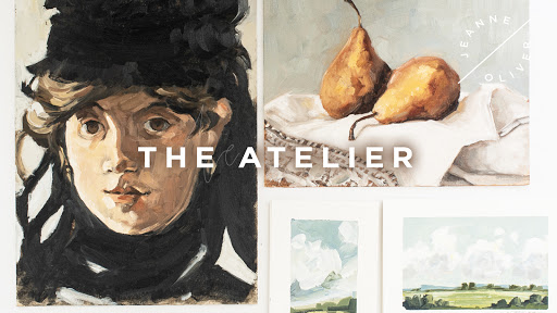The Atelier with Marian Parsons | Early Registration JUST Opened!