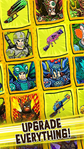 Tap Busters: Bounty Hunters 1.7.8 Mod screenshots 4