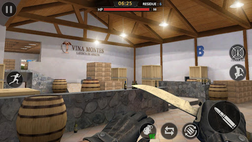 Commando Action : PVP Team Battle - Free Game 1.1.2 screenshots 8