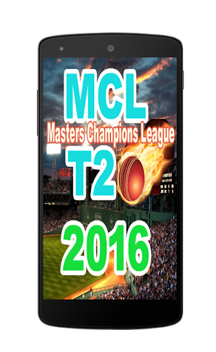 MCL T20 Cricket Live 2016
