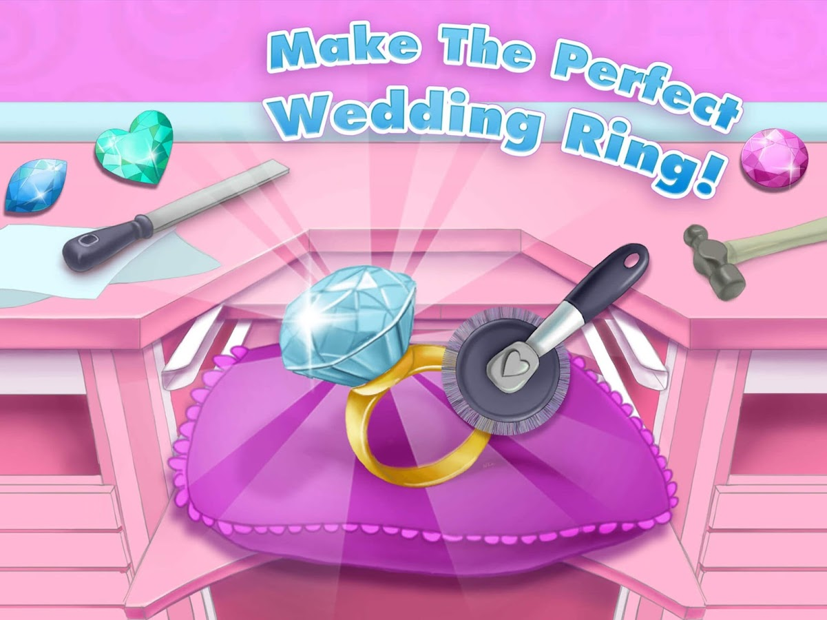 Princess Amy Wedding Salon 2- screenshot