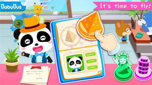Baby Panda's Airport 8.31.00.00 screenshots 1