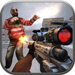 Zombie Hell Fire Shooter 3D Icon