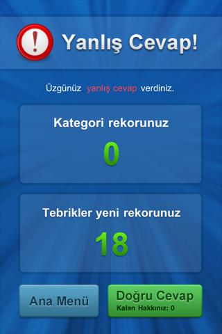Bilgi Yarışı screenshot 5