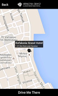 Kefalonia Grand Hotel- screenshot thumbnail