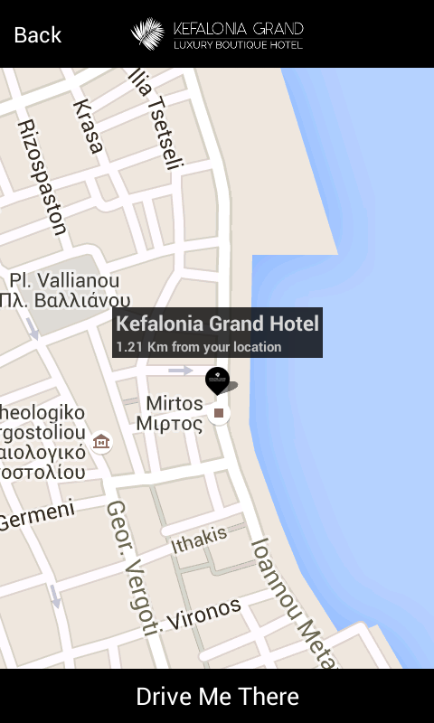 Kefalonia Grand Hotel- screenshot