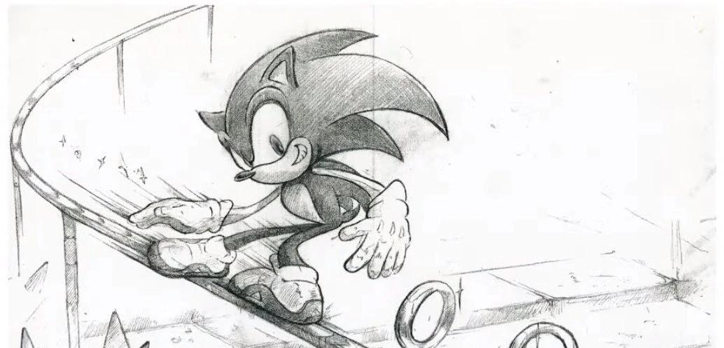 SEGA ujawniła wczesne grafiki koncepcyjne z gier