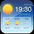 Blue - Temperature Weather App icon