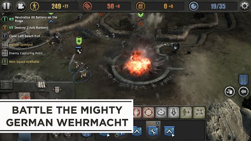 Company of Heroes Varies with device screenshots 4